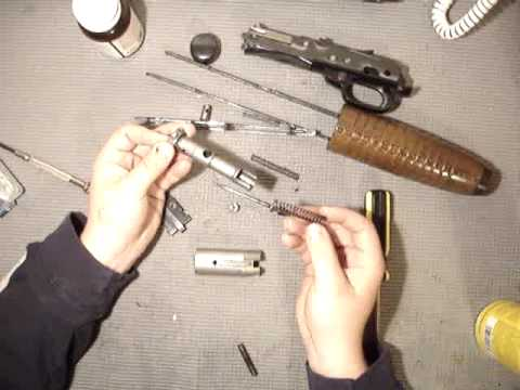 winchester 1200 disassembly instructions