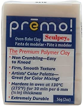 instructions for premo sculpey