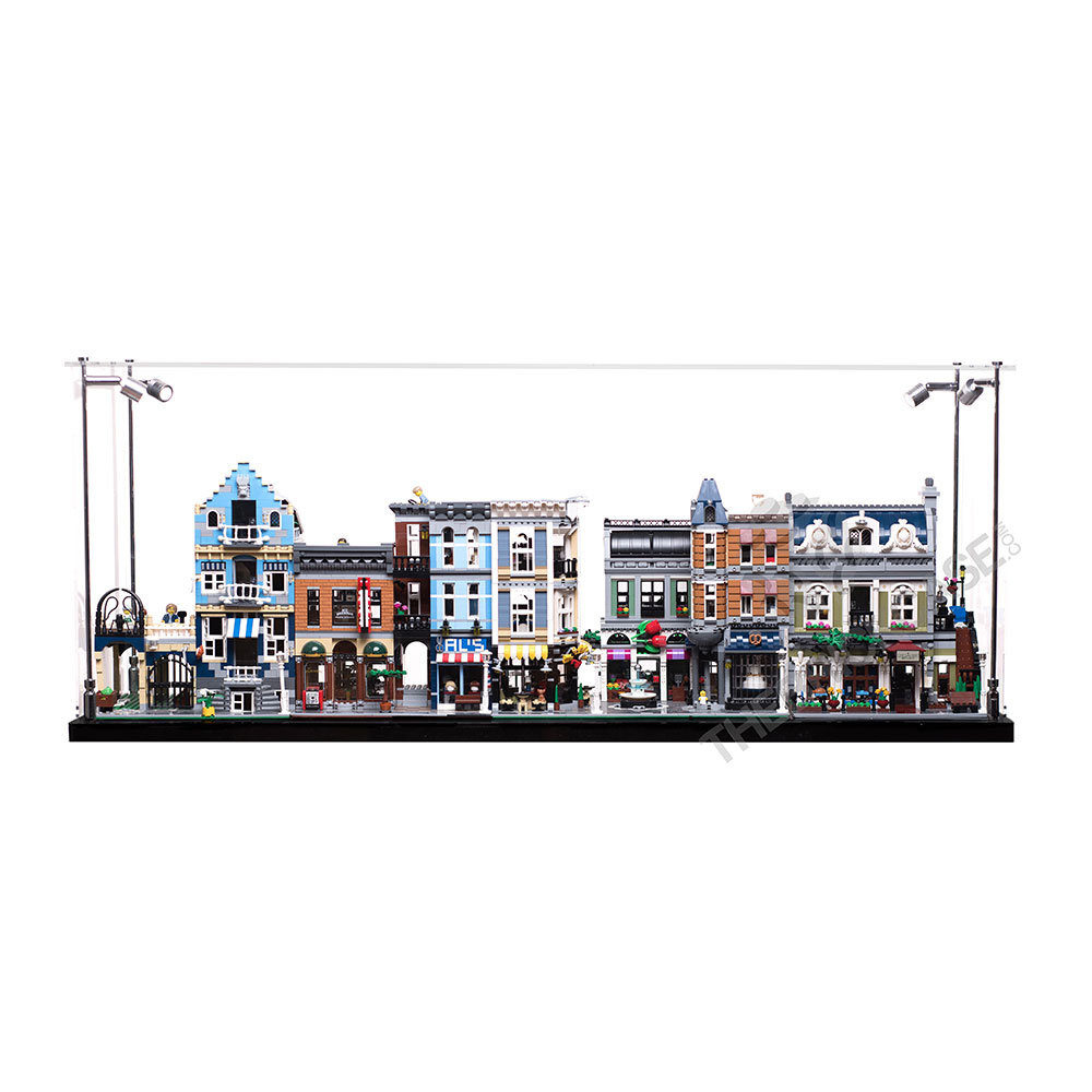 lego modular assembly square instructions