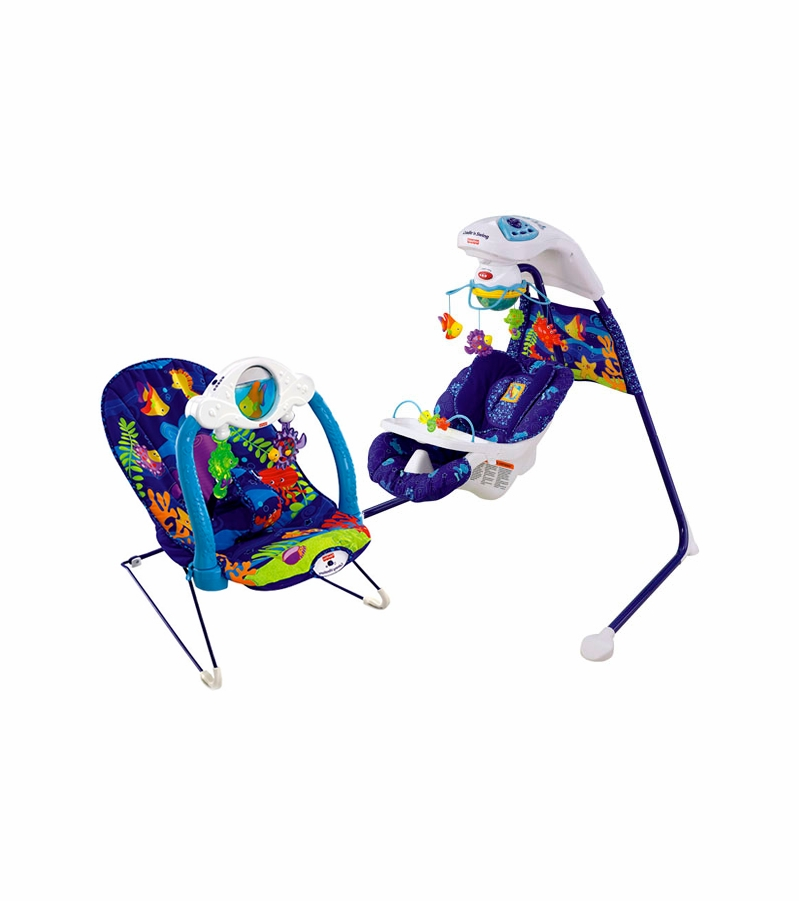 fisher price ocean wonders high chair instructions