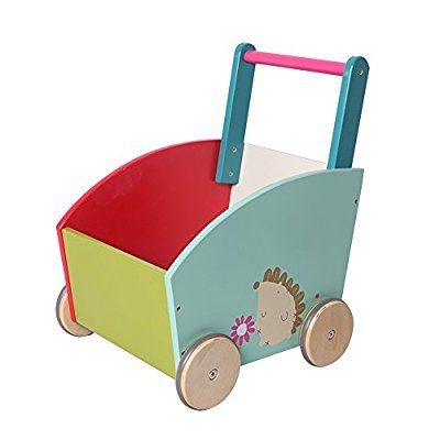 instructions to build a childs wooden shopping cart