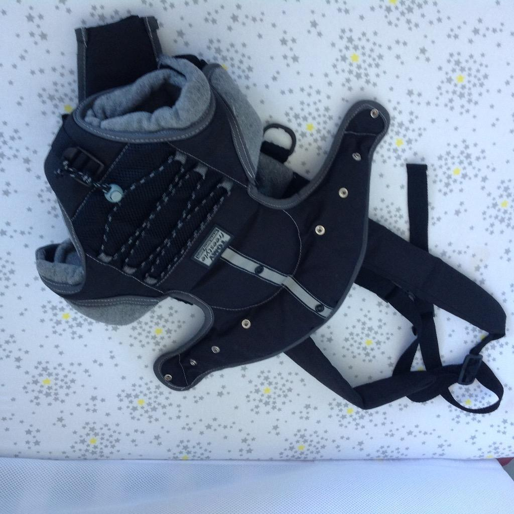 tomy rodeo baby carrier instructions