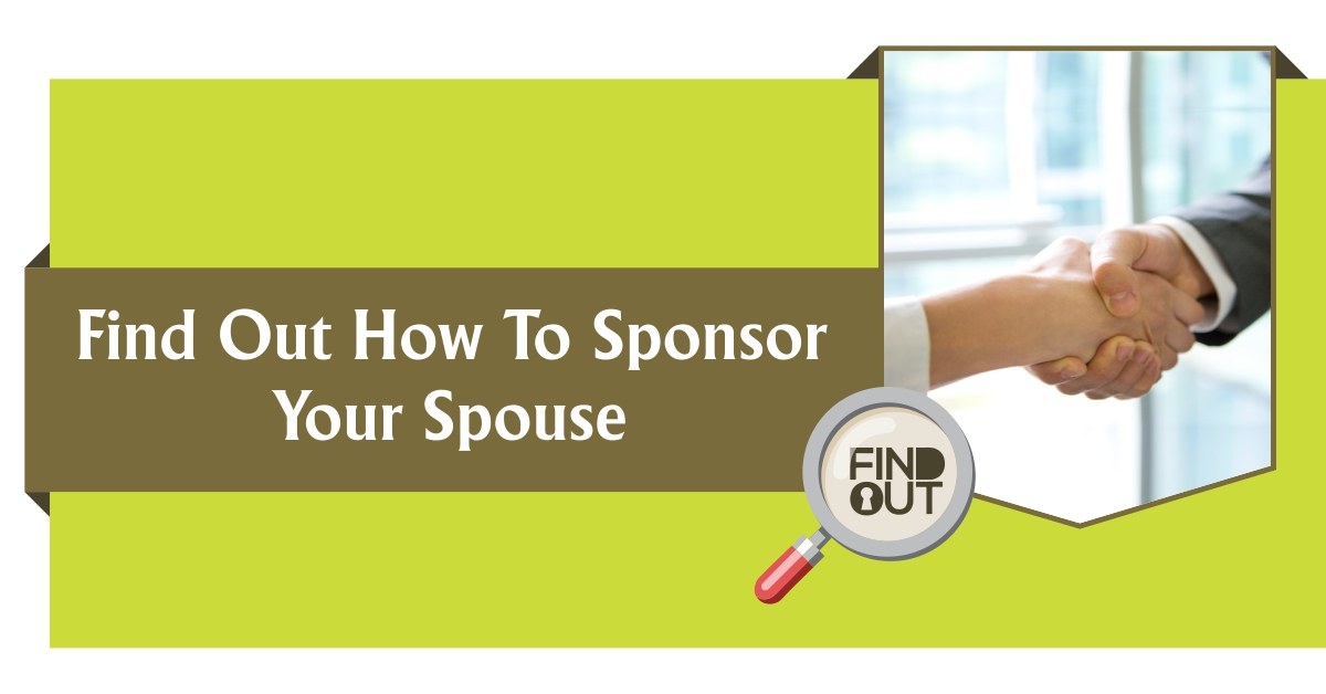 instructions spousal sponsorship in canada