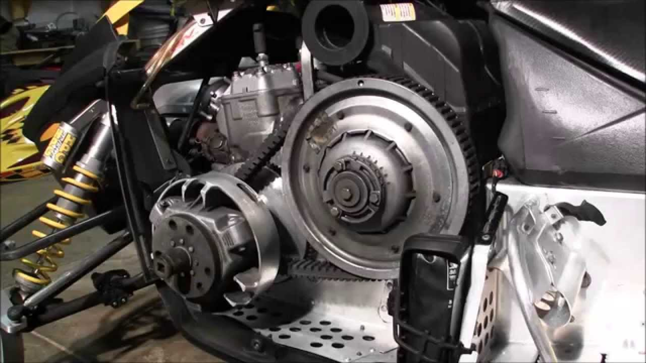 summit timing gear drive install instructions