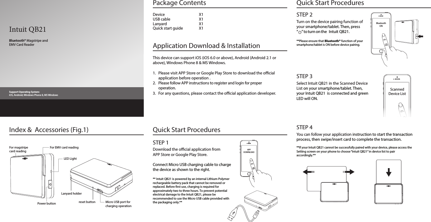 step 2 complete the application instruction guide