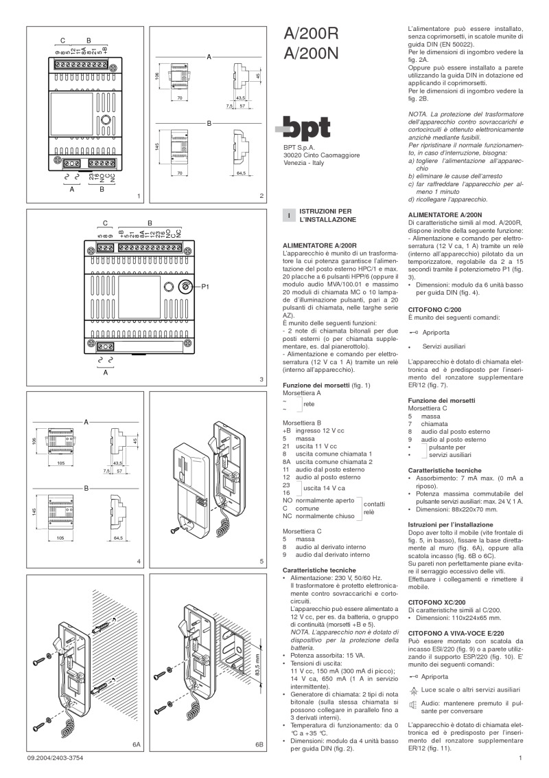 aiphone jf-2hd instructions