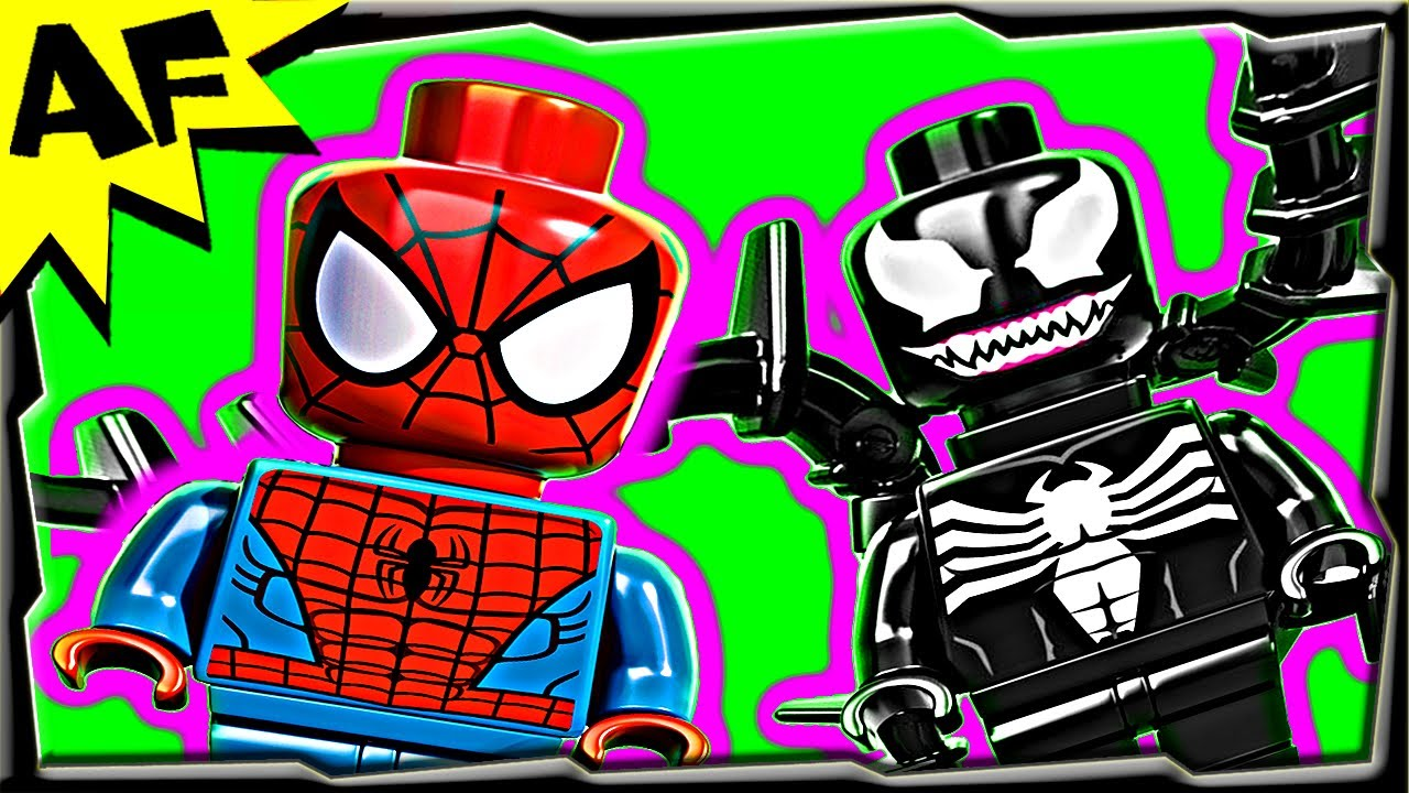 lego spiderman spider cycle chase instructions