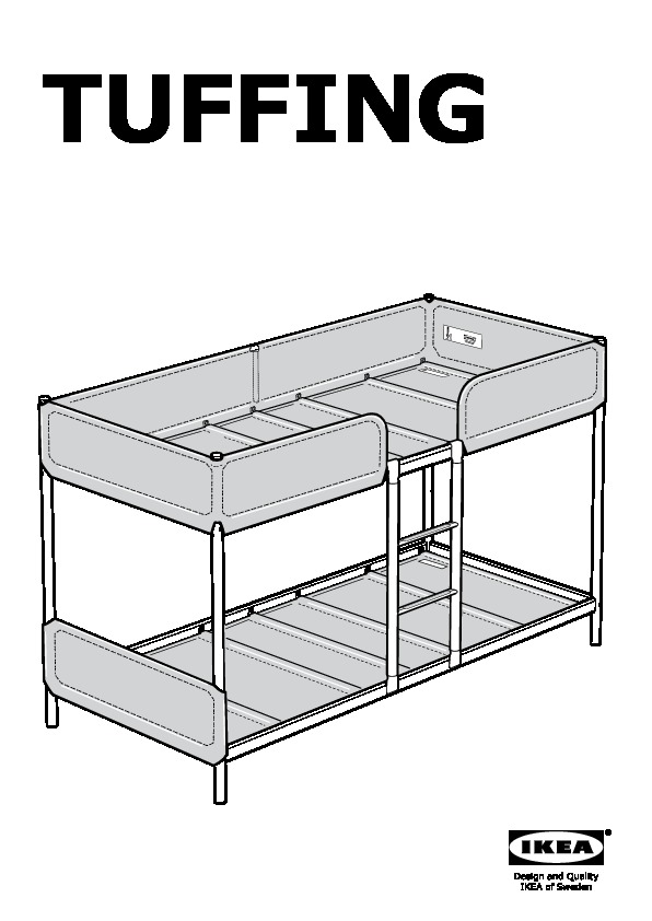 ikea ovre bed instructions