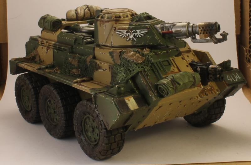 imperial guard hellhound instructions