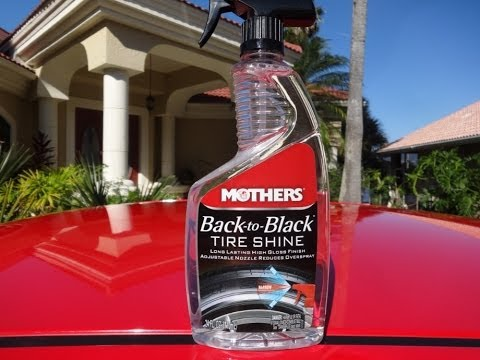 mothers back to black instructions