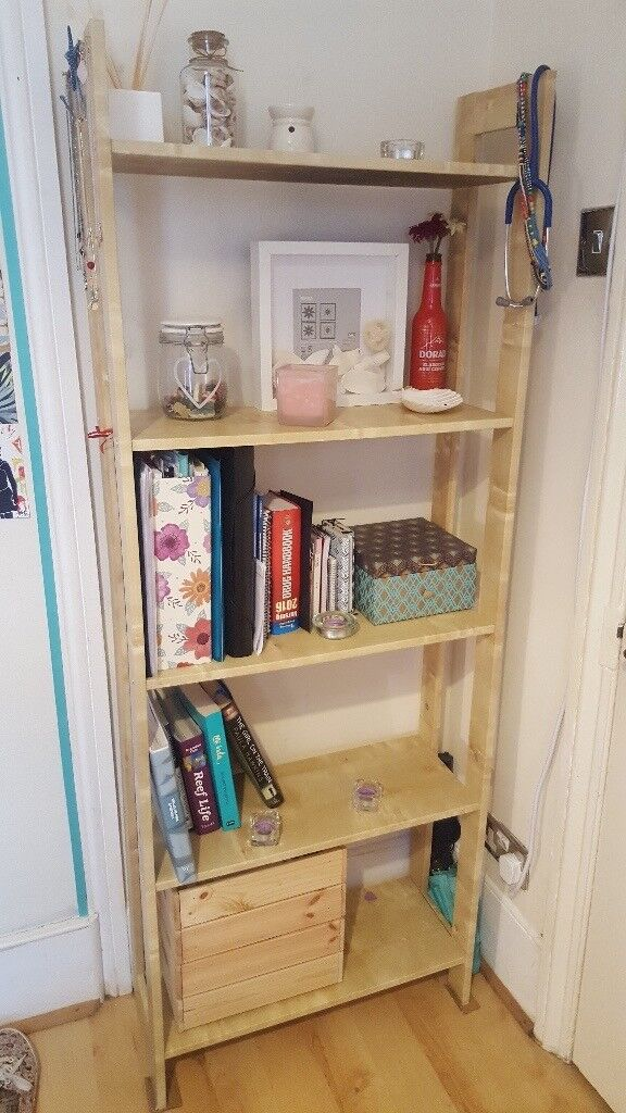 old ikea pine bookcase instructions