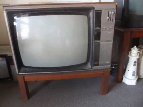 rca television assembly instructions